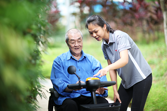 TOUCH Home Care Homepage