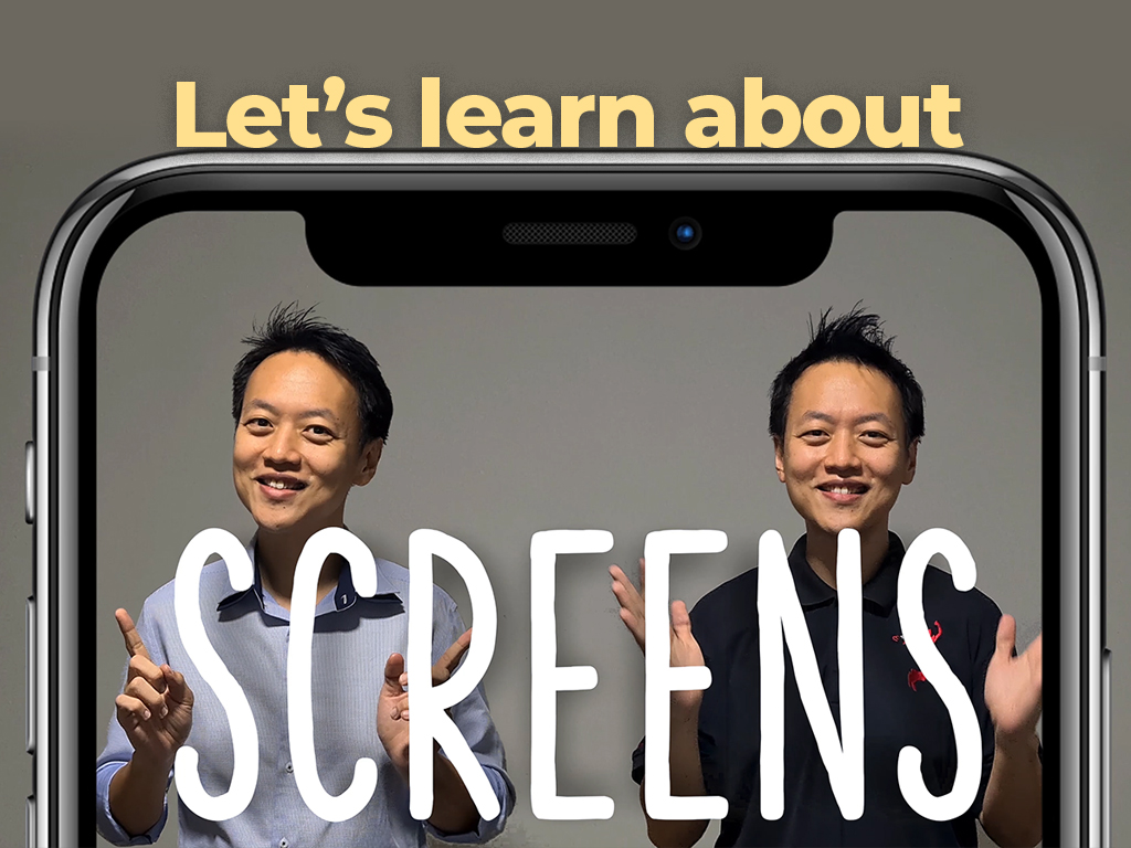 Home Front Web Series: Learning About Screens Together