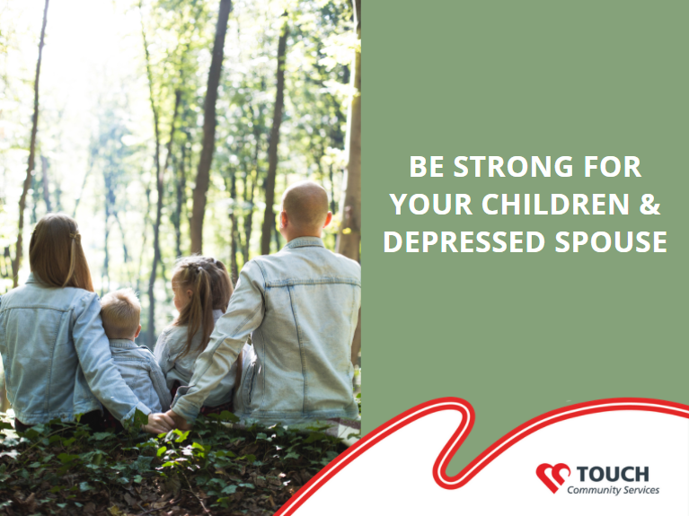 Being Strong for Your Family