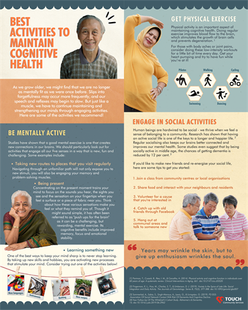 Boosting Seniors' Cognitive Health