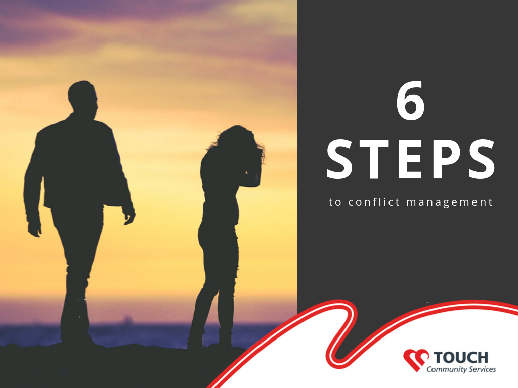 6 Steps to Conflict Management in Marriage