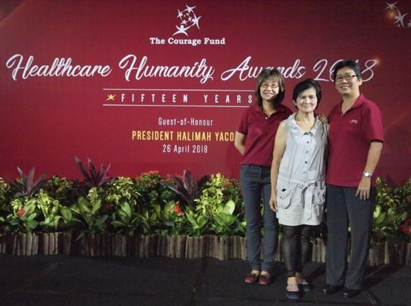 Healthcare Humanity Awards 2018