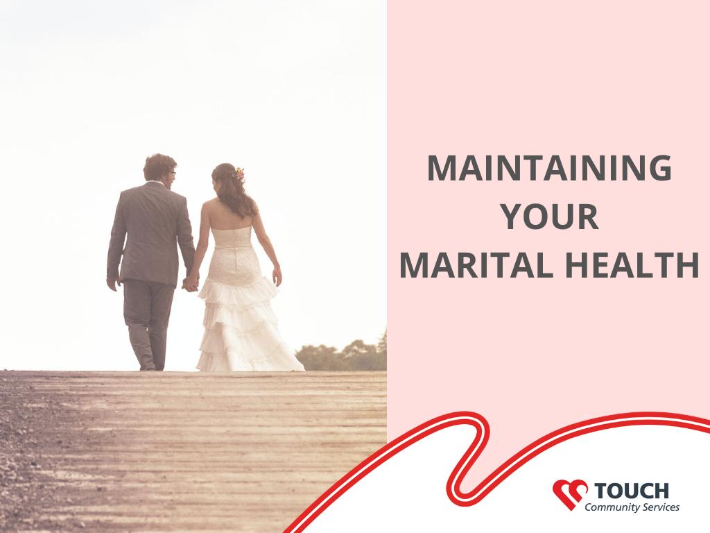 Maintaining Your Marital Health