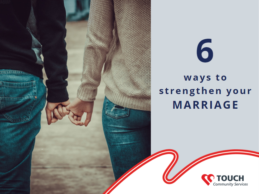 6 Ways to Strengthen Your Marriage