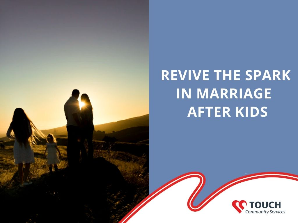 Reviving the Spark After Kids