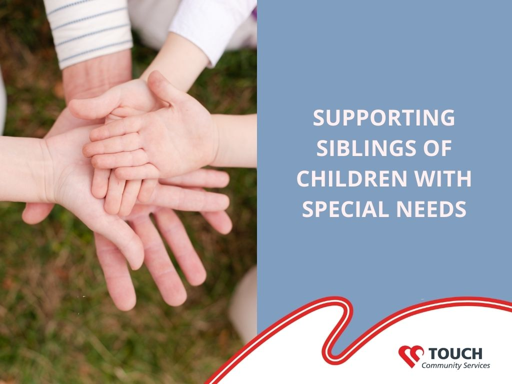 Supporting the Siblings of Children with Special Needs