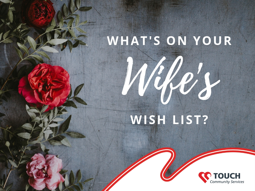 Your Wife's Wishlist
