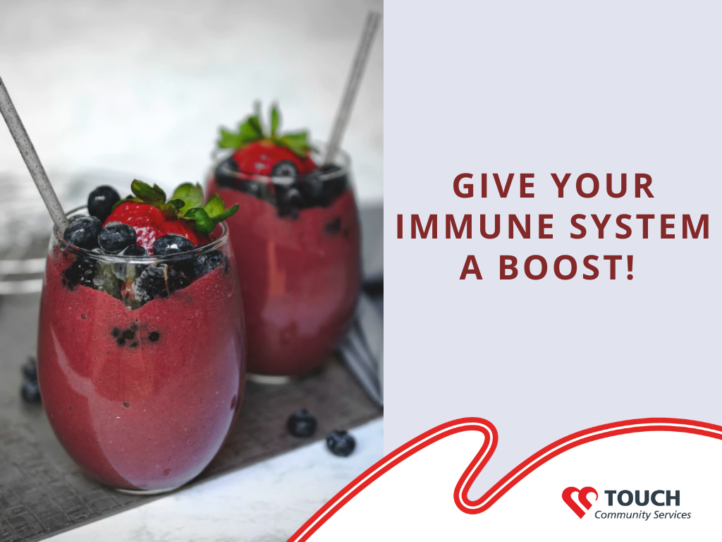 Immune Booster Smoothie