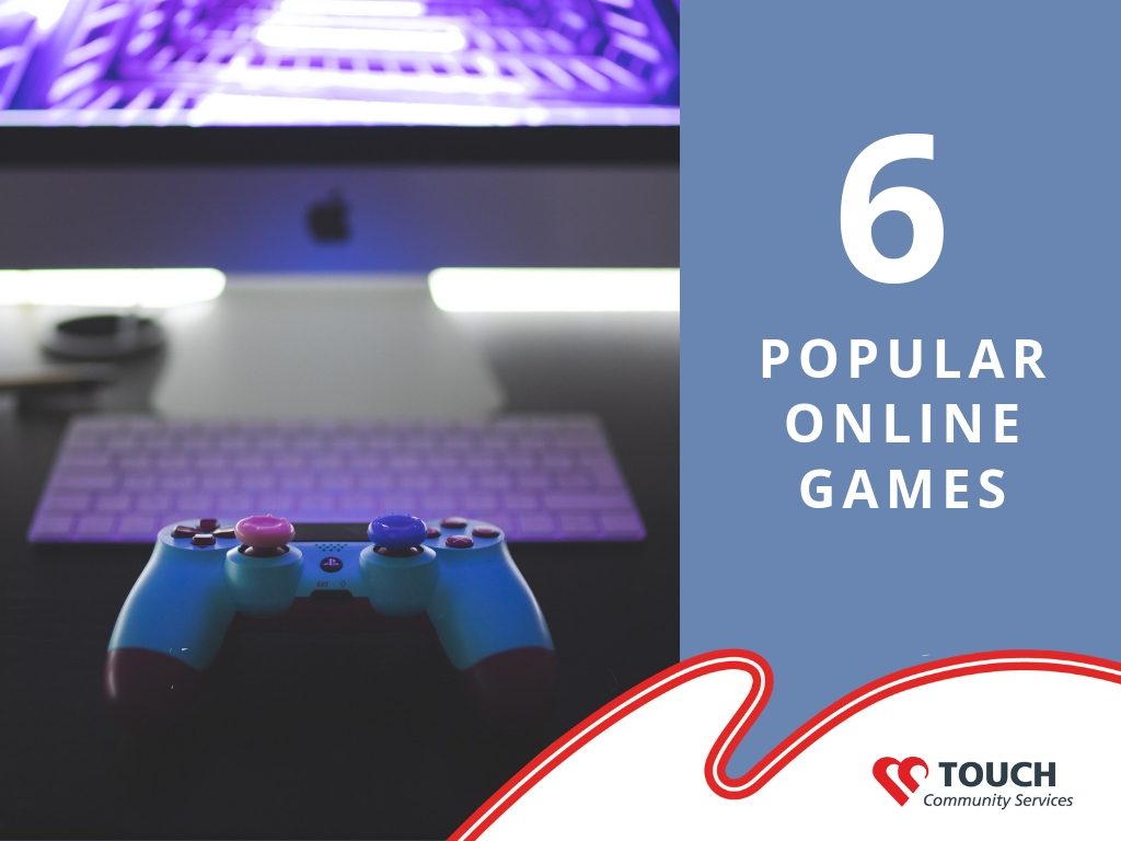 6 Popular Online Games