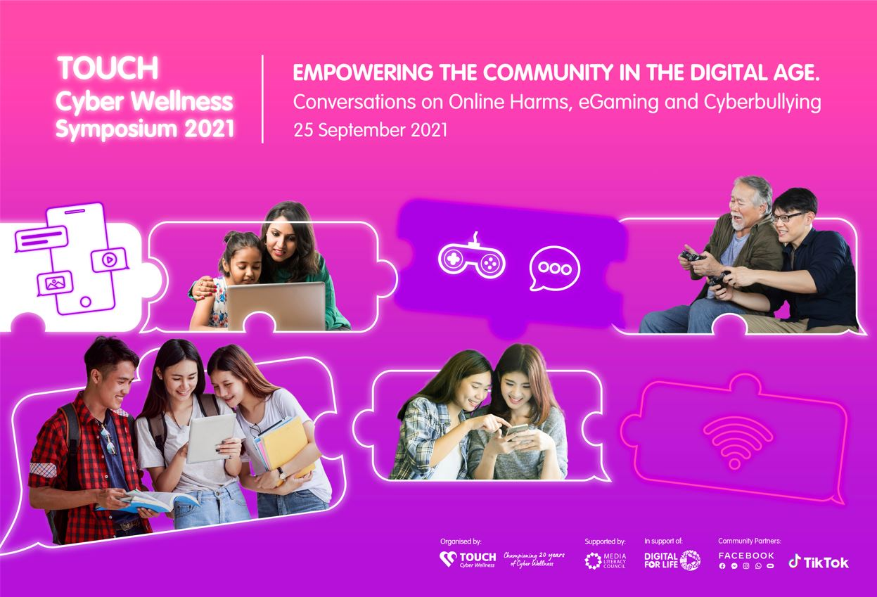 TOUCH Cyber Wellness Symposium 2021