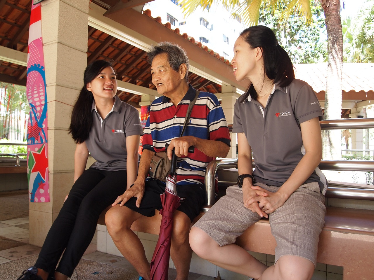 Getting to know seniors better through person-centred care