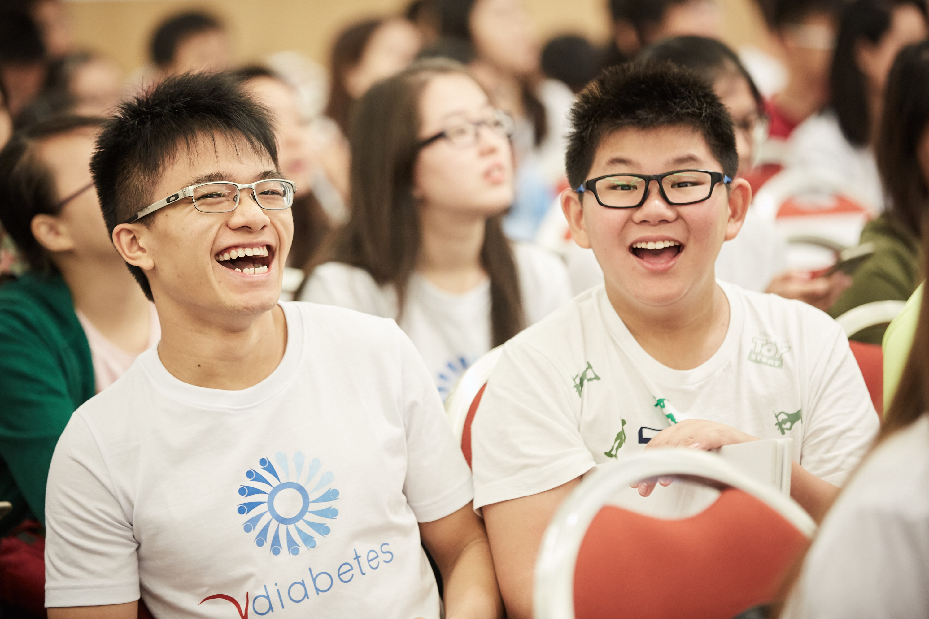 Youths at the Y Diabetes Movement, which are empowered by them, to spread greater awareness of diabetes and its impact on lives to Singaporeans.
